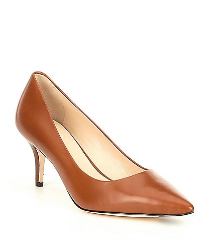 Cole Haan Vesta Leather Pumps