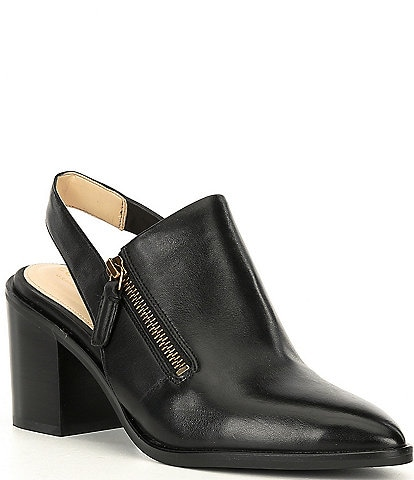 Cole Haan Vicky Leather Booties