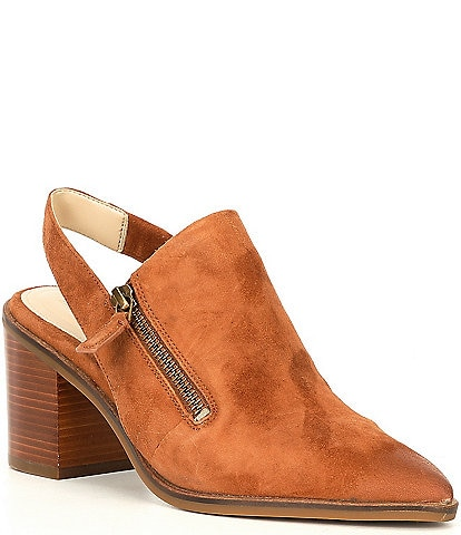 Cole Haan Vicky Suede Booties