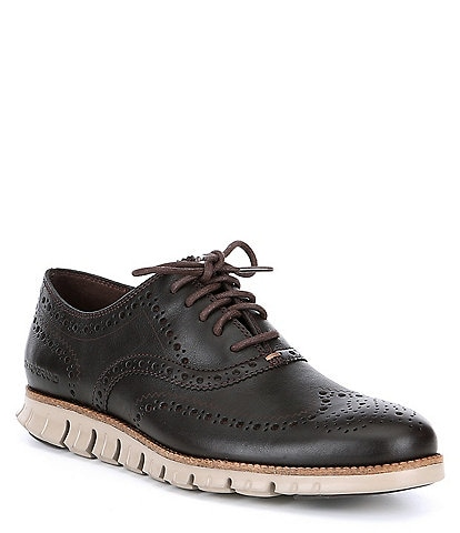Cole Haan ZeroGrand Men's Wingtip Brogue Oxfords