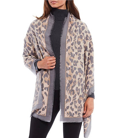 Collection 18 Leopard Wrap