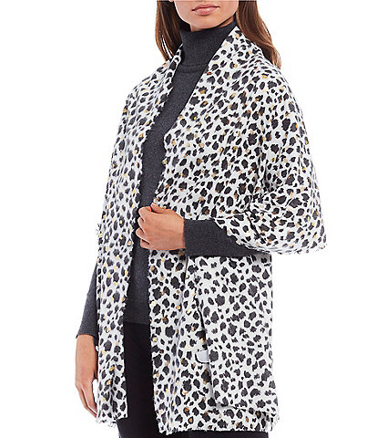 Collection 18 Super Soft Dalmatian Wrap