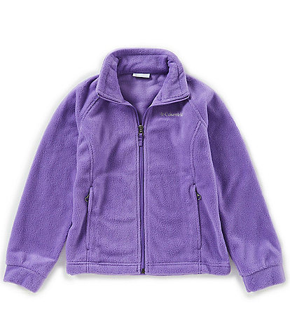Columbia Big Girls 7-16 Benton Springs Fleece Jacket