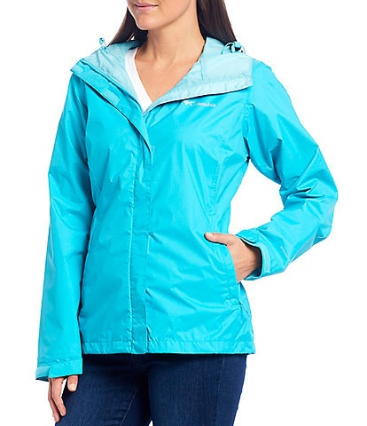 Columbia Arcadia Hooded Waterproof Jacket