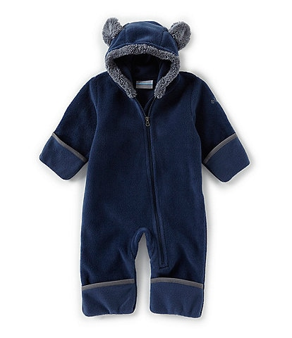 Columbia Baby Boys 3-24 Months Tiny Bear II Bunting