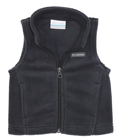 Columbia Baby Boys Newborn-24 Months Fleece Vest
