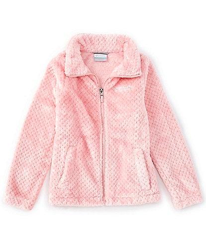 Columbia Big Girls 7-16 Fluffy Fleece Jacket