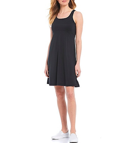 Columbia Freezer III Scoop Neck UPF 50 Sleeveless Dress