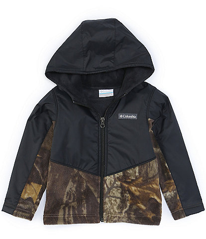Columbia Little Boys 2T-4T Steens Mountain Timber Hoodie
