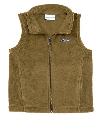 Columbia Little Boys 2T-4T Steens Mt Fleece Vest