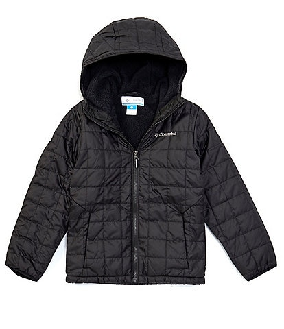 Columbia Little/Big Boys 4-18 Rugged Ridge Sherpa Lined Jacket
