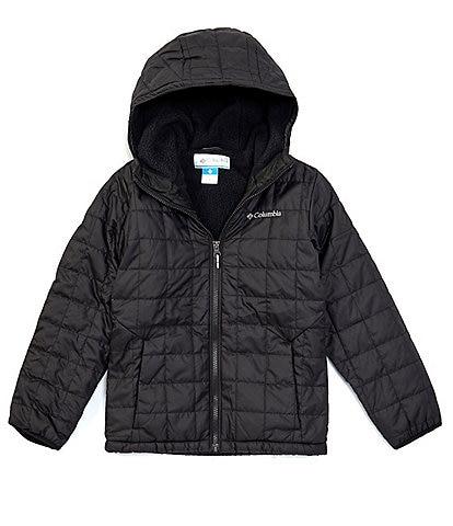 Columbia Little/Big Boys 4-18 Rugged Ridge Sherpa Lined Jacket