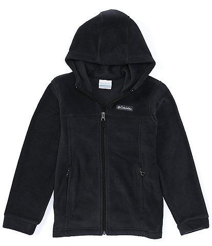 Columbia Little/Big Boys 4-18 Steens Fleece Full-Zip Hoodie