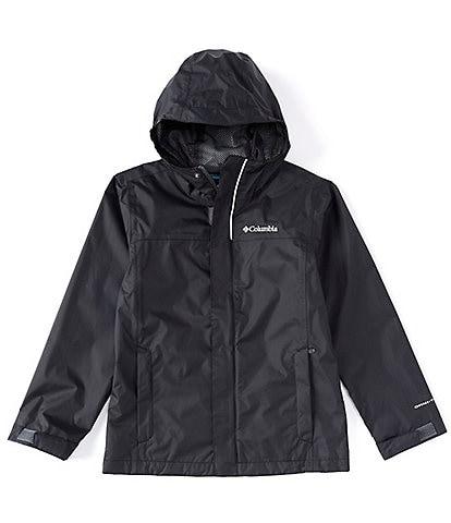 Columbia Little/Big Boys 4-18 Watertight Rain Jacket