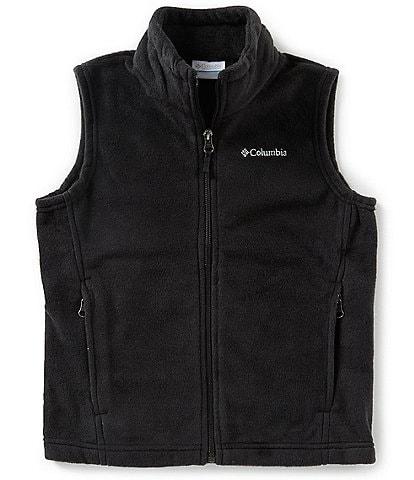 Columbia Little/Big Boys 5-20 Steens Mt Fleece Vest
