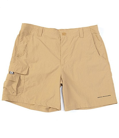 Columbia PFG Bahama 6#double; Inseam Cargo Shorts