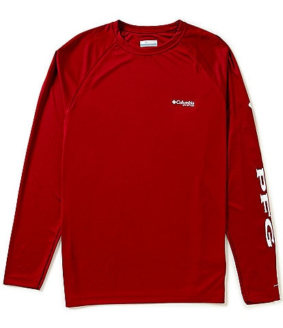 Columbia PFG Terminal Tackle Long-Sleeve Rashguard Tee