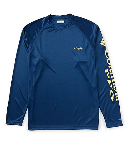 Columbia PFG Terminal Tackle Long-Sleeve Tee