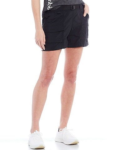 Columbia Summerdry Belted Cargo Knit Shorts