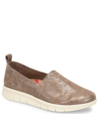 Comfortiva Carni Sporty Slip-On Wedge Sneakers