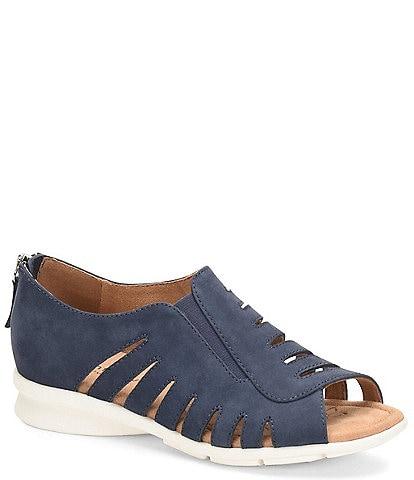 Comfortiva Parker Suede Leather Slip On Shoe