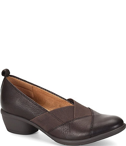 Comfortiva Quinton Leather Pumps