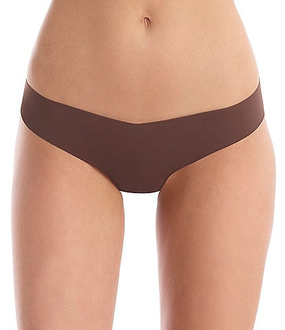 Commando Microfiber Low-Rise Thong