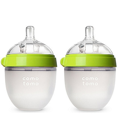 Comotomo 5oz Baby Bottle 2-Pack