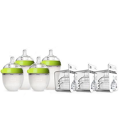Comotomo Baby Bottles Gift Set