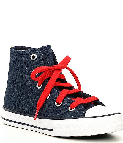 Converse Boys' Chuck Taylor® All Star® Hi Top Sneakers (Youth)