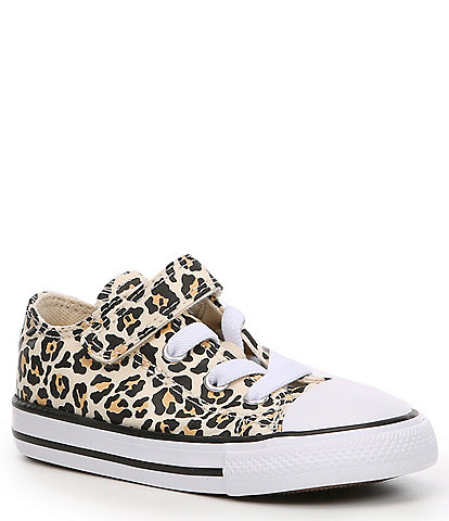 Converse Girls' Chuck Taylor All Star 1V Sneaker (Toddler)