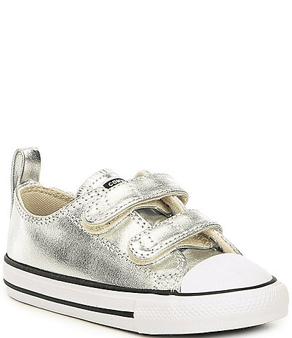 Converse Girls' Chuck Taylor All Star 2V Oxfords Infant