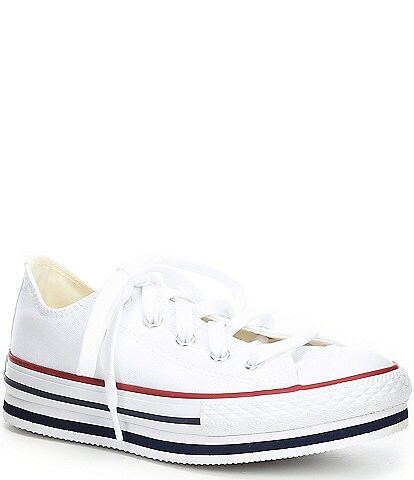 Converse Girls' Chuck Taylor All Star Platform Sneakers Toddler