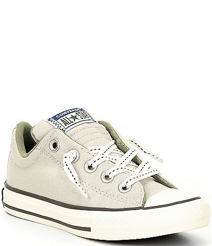 Converse Kids' Chuck Taylor All Star Street Slip On Oxfords (Toddler)