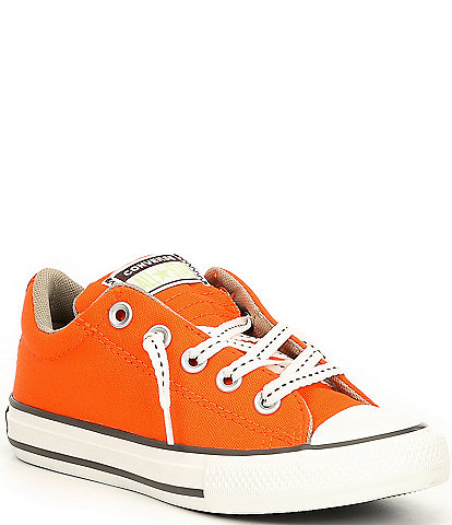 Converse Kids' Chuck Taylor All Star Street Slip On Oxfords (Youth)