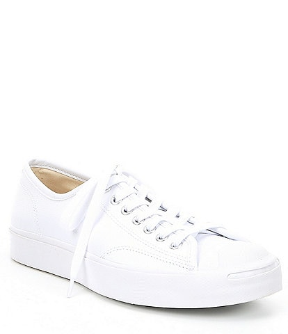 Converse Men's Jack Leather Purcell Sneaker