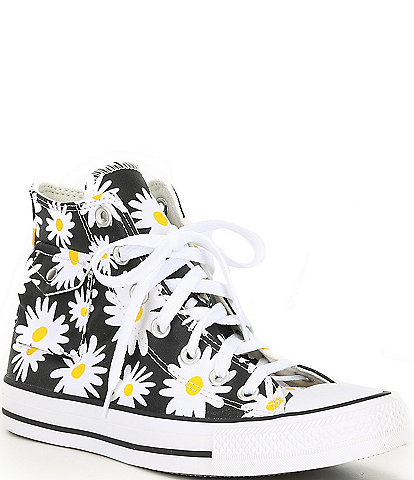 Converse Women's Chuck Taylor All Star Daisy Pocket High-Top Sneakers