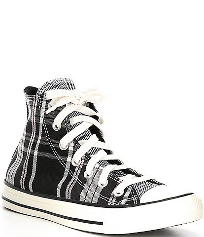 Converse Women's Chuck Taylor All Star Plaid High Top Sneakers