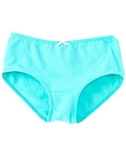 Copper Key Adventure Wear by Copper Key Little Girls 2T-5 Solid Brief Panties