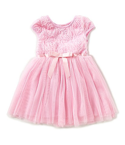 Popatu Baby/Little Girls 12 Months-6 Soutache Tulle Dress