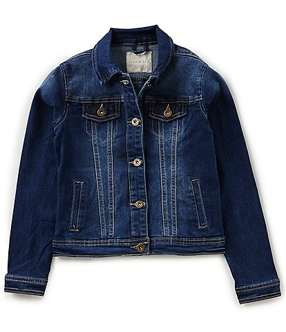 Copper Key Big Girls 7-16 Denim Jacket