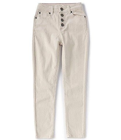 Copper Key Big Girls 7-16 High-Rise Corduroy Pants