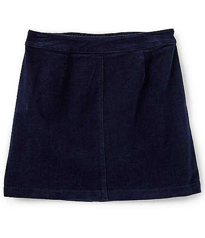 Copper Key Big Girls 7-16 Pull-On Corduroy Skirt