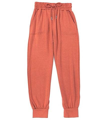 Copper Key Big Girls 7-16 Terry Jogger Pants