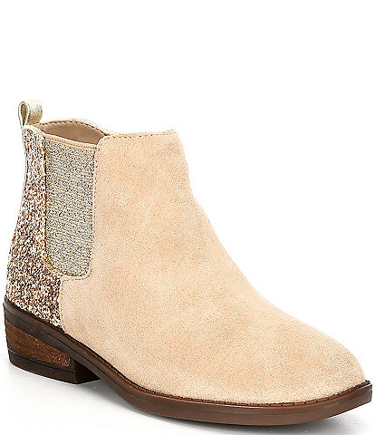 Copper Key Girls' Dazzler Glitter Back Booties (Youth)