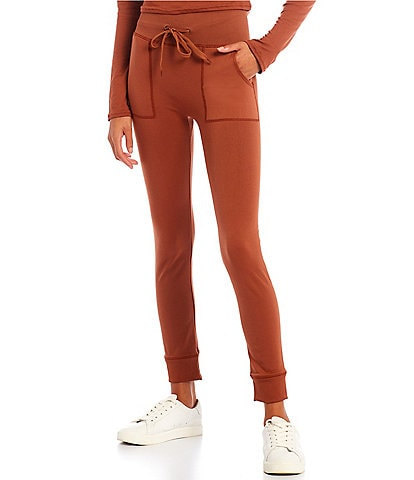 Copper Key High Rise 'Coordinating Lounge Jogger Pants