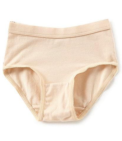 Copper Key Little Girls 2T-5 Solid Panties