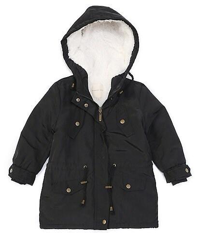 Copper Key Little Girls 2T-6X Anarok Coat