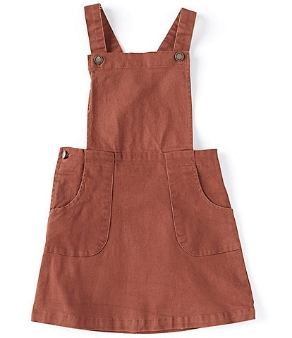 Copper Key Little Girls 2T-6X Pinafore Jumper
