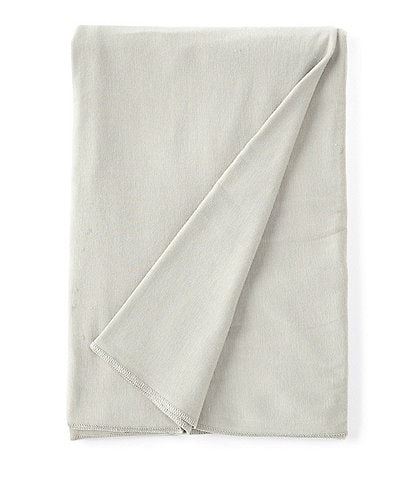 Copper Pearl Baby Knit Swaddle Blanket
